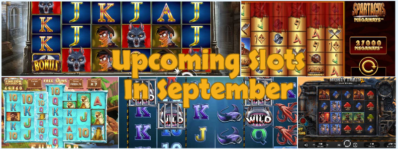 All Upcoming Slots For September 2020