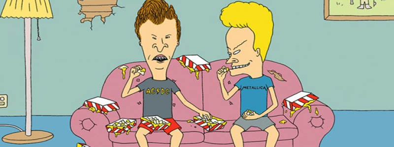 Beavis and Butthead Slot Coming Soon from Blueprint