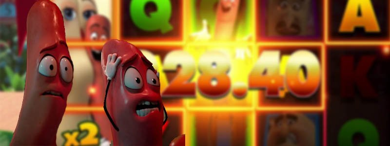 Blueprint Gaming's Sausage Party Slot Now Live