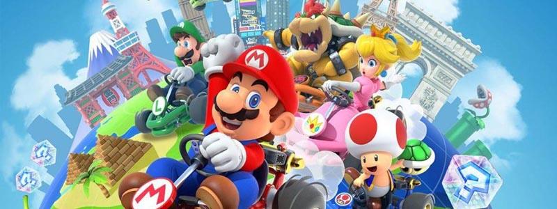 Does Mario Kart Tour Contain Gambling?