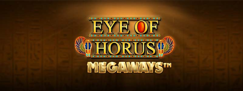 Eye of Horus Megaways Now Live - Play for Free!