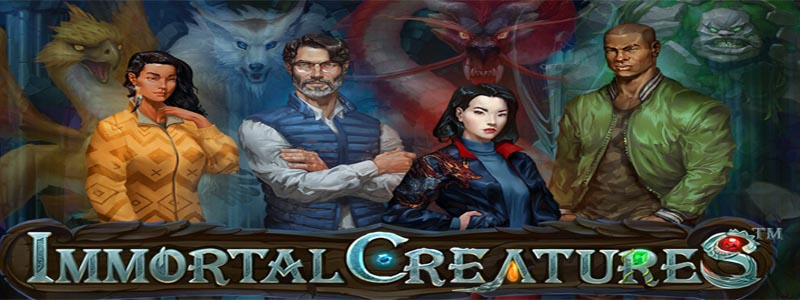 Follow Up to Immortal Romance Launched, Immortal Creatures