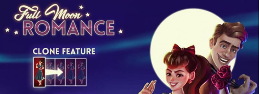 Full Moon Romance Now Live at Casumo