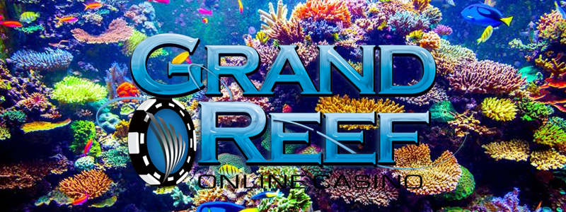 Grand Reef Casino Goes Mobile