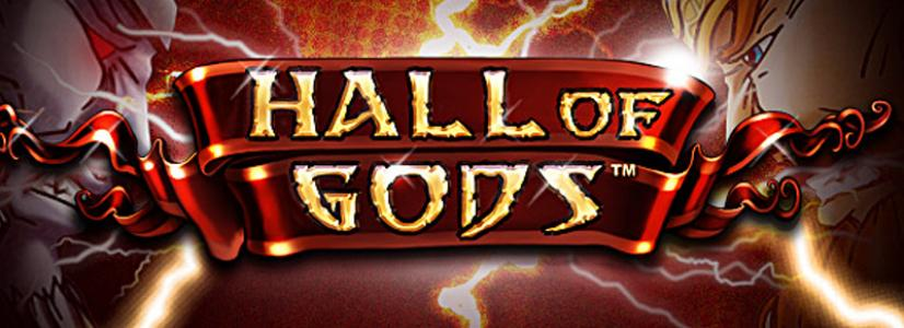 Hall of Gods Jackpot Now £6.3M