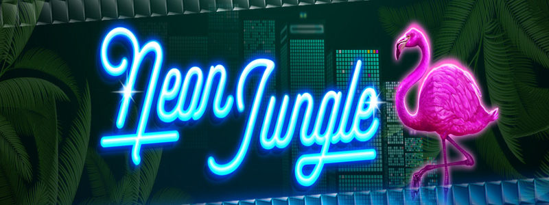 Irondog to Launch New Neon Jungle Slot
