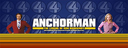 It's Kind of a Big Deal: Anchorman Online Slots Coming Soon
