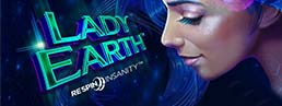 Microgaming & Crazy Tooth Studio Release Lady Earth