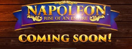 Napoleon – Rise of an Empire Slot launched by Blueprint
