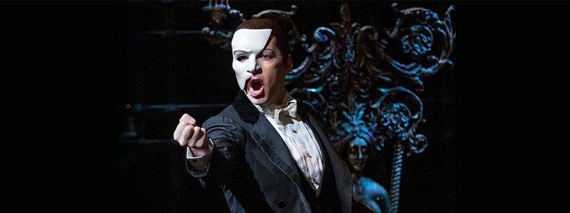 Net Entertainment to Release Phantom of the Opera Online Slot