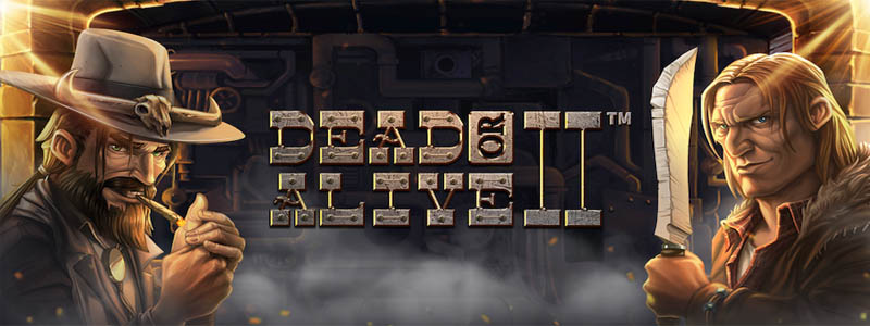 NetEnt's Dead or Alive II Slot Now Live