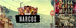 NetEnt's Narcos Slot Now Live – Play For Free!