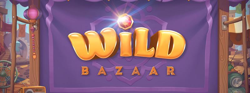 NetEnt's Wild Bazaar Slot to be Released October 24th