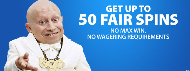 New BGO Fair Spins