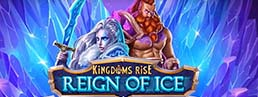 New Kingdoms Rise: Reign of Ice Slots Launched