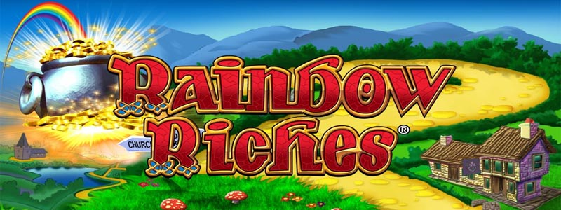 Our Ranking of the Best Rainbow Riches Slots