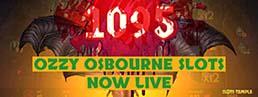 Ozzy Osbourne Slots Now Live