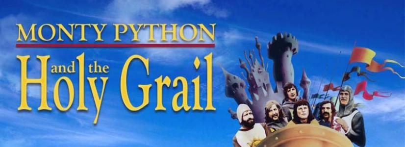 Play Monty Python and the Holy Grail at BGO