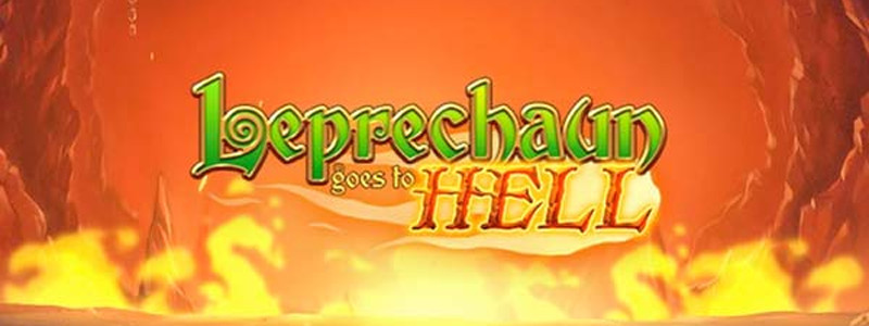 Play n Go's Leprechaun Goes to Hell Slot Live At LeoVegas