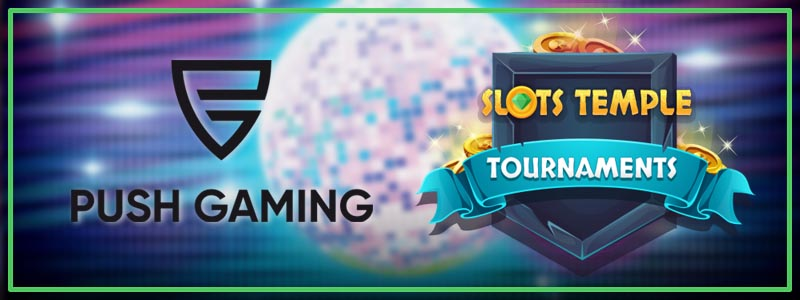 Push Gaming Slots Now Live on Slots Temple Tournaments