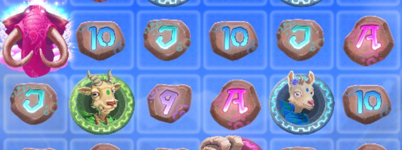 Quais são os símbolos de slots e o que eles fazem?