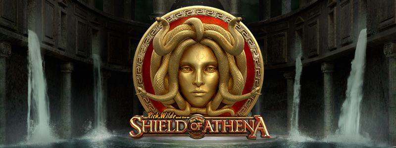 Rich Wilde's Back In Play'n Go's Latest Release: Shield of Athena