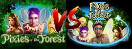 Sequel Wars: Pixies of the Forest 1 vs 2