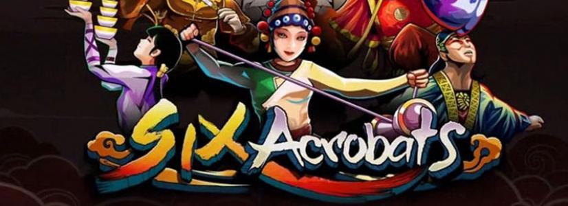 six-acrobats-slot-now-live-at-casumo