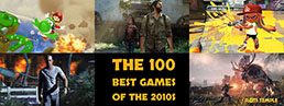 The 100 Best Video Games of the 2010s: A Decade in Review