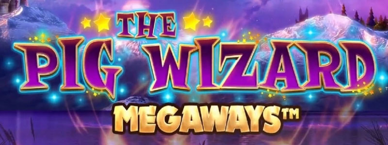 The Pig Wizard Megaways Now Live