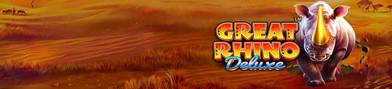Great Rhino Deluxe Slot 2